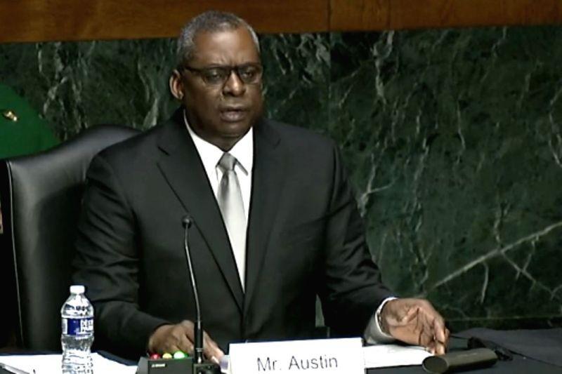 US Defense Secretary Lloyd Austin. (IANS File Photo)