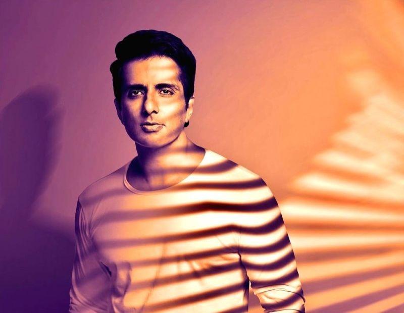 Actor Sonu Sood. (IANS Photo)
