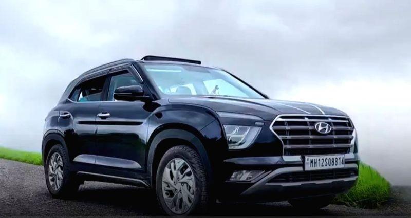 Hyundai exports over 2L 'Made in India' compact SUV Creta (IANS/@HyundaiIndia/ Twitter Photo)