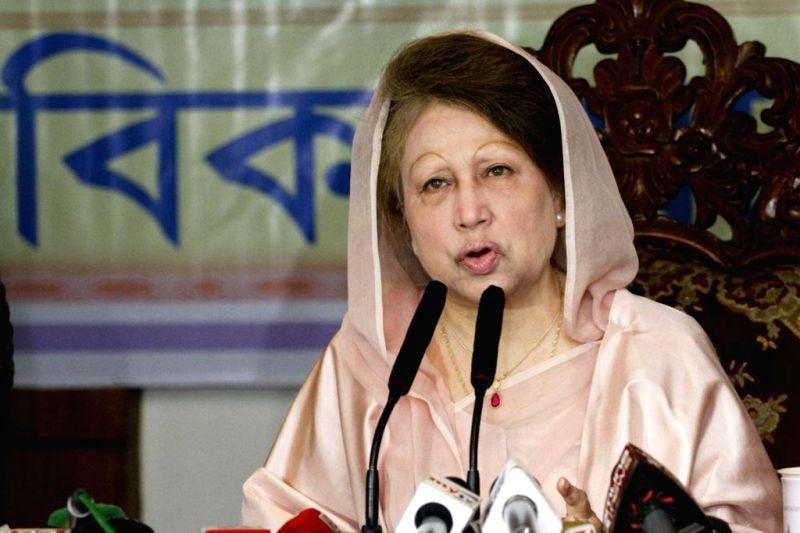 Khaleda Zia. (IANS File Photo)