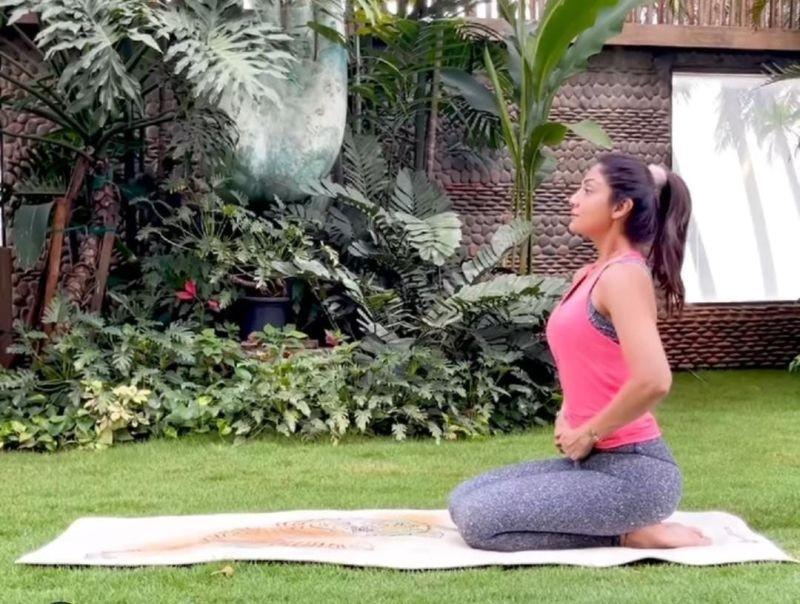 Shilpa Shetty Kundra: Combat weakness with Mandukasana (Photo:Instagram)
