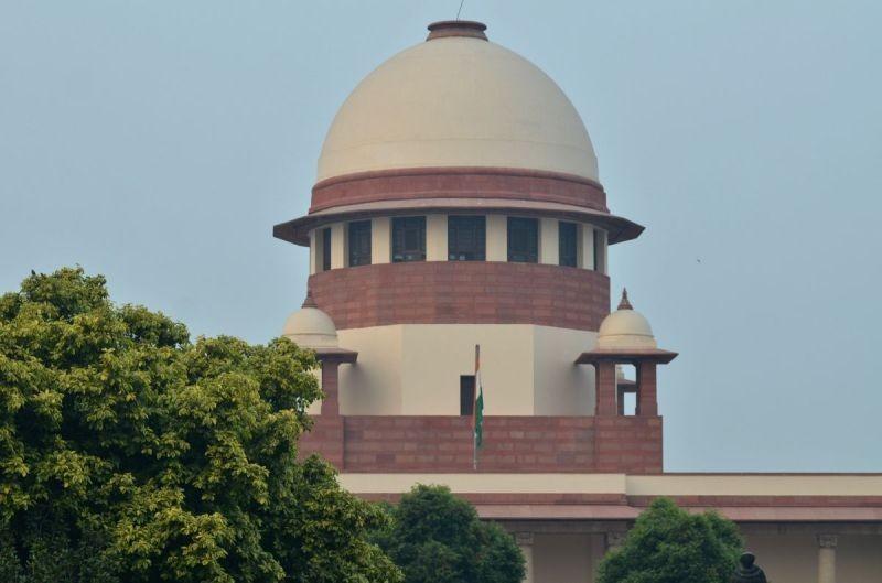 Supreme Court of India. (IANS File Photo)
