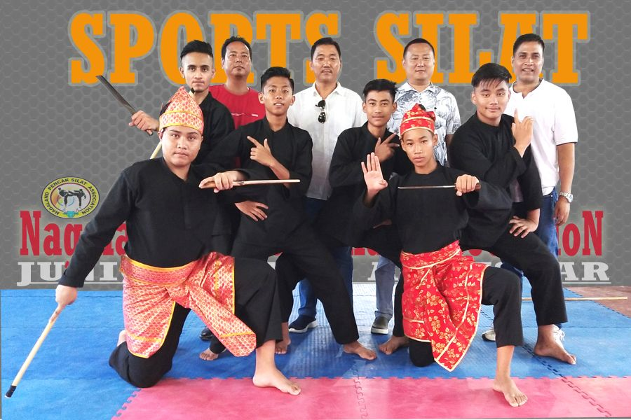 Nagaland Pencak Silat team to participate in Nat'l  C'ship