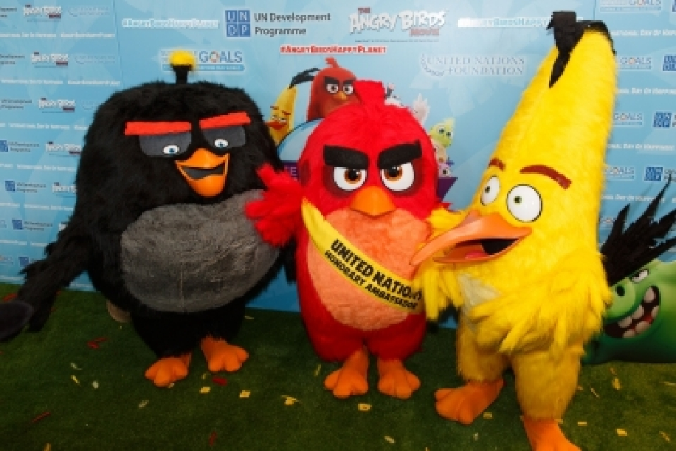 'Angry Birds' spin-off would be fun: Producer