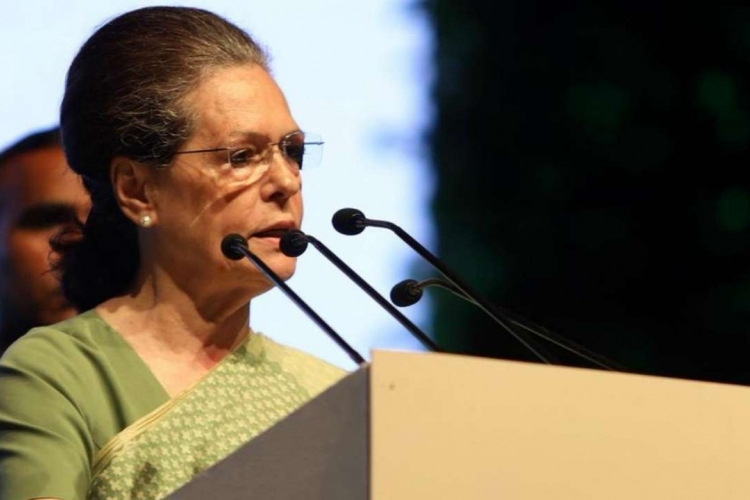 'Rajiv never used power to destroy freedom of people': Congress chief Sonia Gandhi