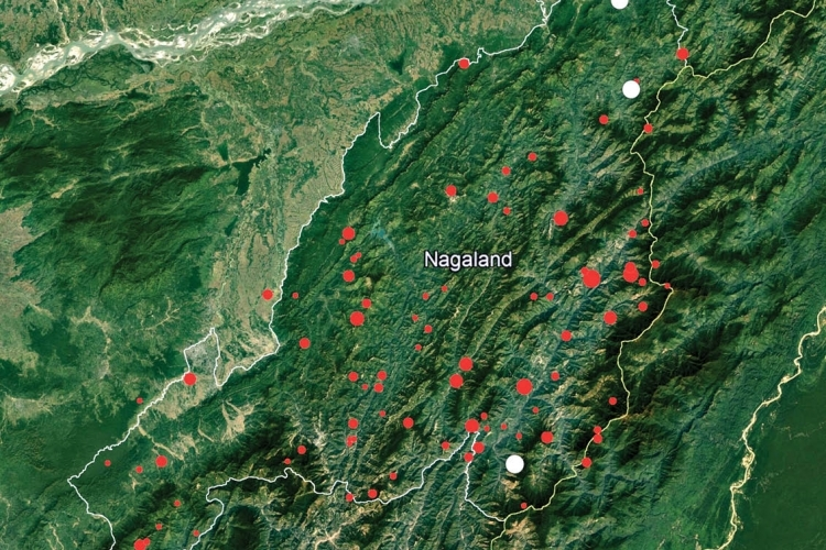 Is it mistaken to tag Nagaland earthquake prone?