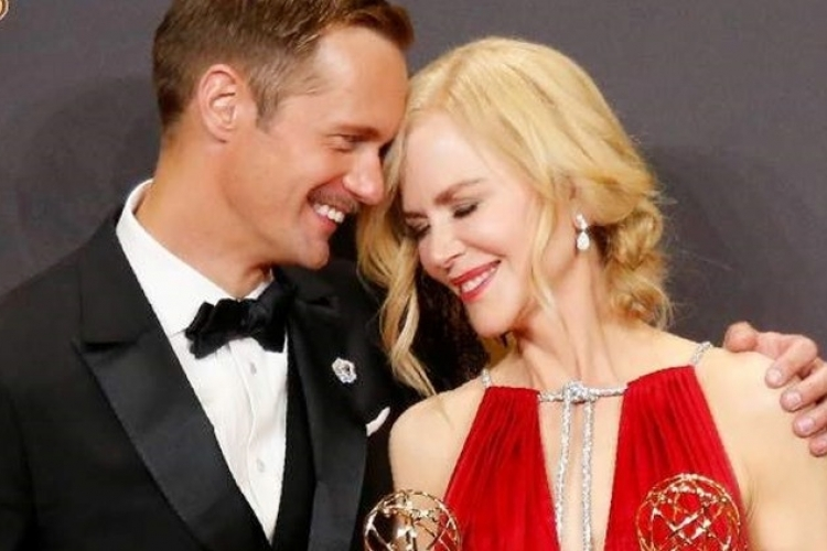 Kidman, Skarsgard to reunite for 'The Northman'