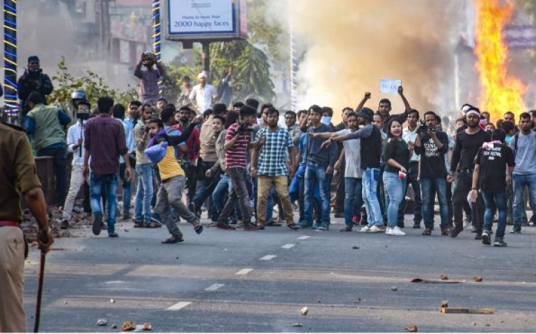 CAB Protest: 2 die in police firing as Assam remains on boil