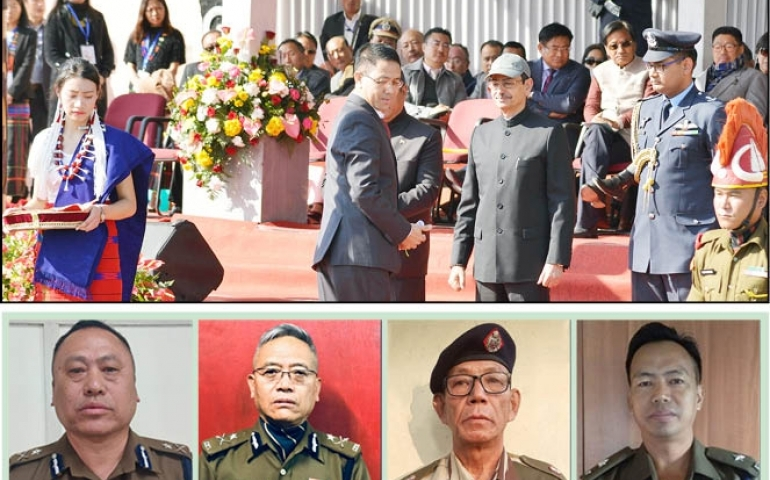 Awards conferred on 71st Republic Day
