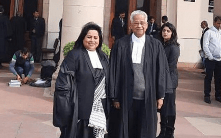 Former Assam CM Tarun Gogoi Appears as Lawyer in SC for Hearing on Pleas Against CAA