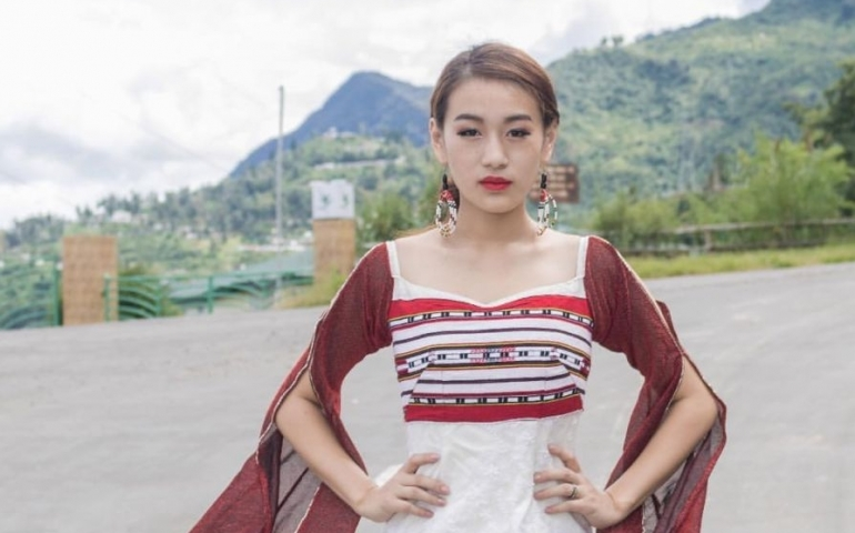 Nagaland Diva to compete for Miss Glamour Look International 2020
