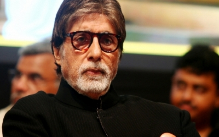 Big B says 75 percent of his liver is gone