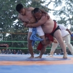 Naga Wrestling: The highest  grossing sport in Nagaland